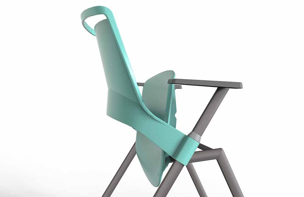 玛拉蒂AF人体工学椅