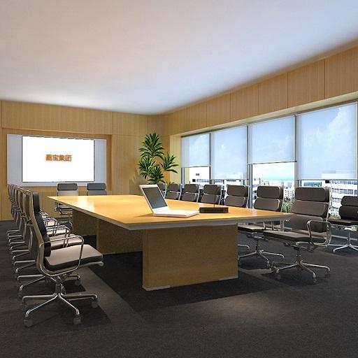 MT实木会议桌_玛拉蒂会议桌