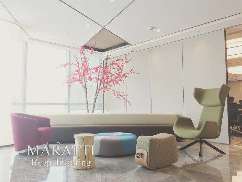 玛拉蒂OSAKA办公沙发_酒店沙发_医院休闲区沙发