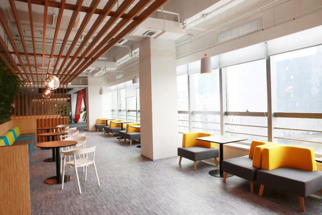"""强调""""健康""""的办公空间设计正成为潮流"""