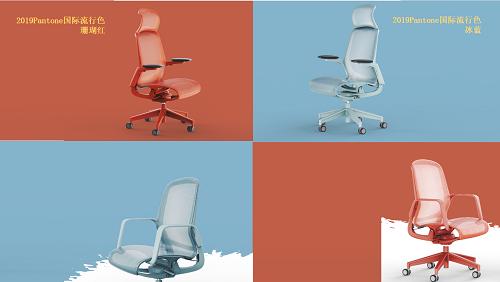 Zodiac人体工学椅