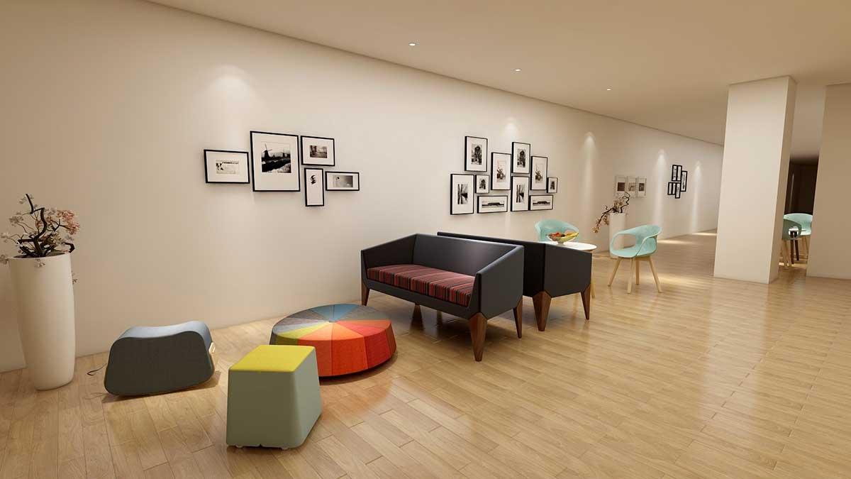郑州办公空间设计如何高效设计