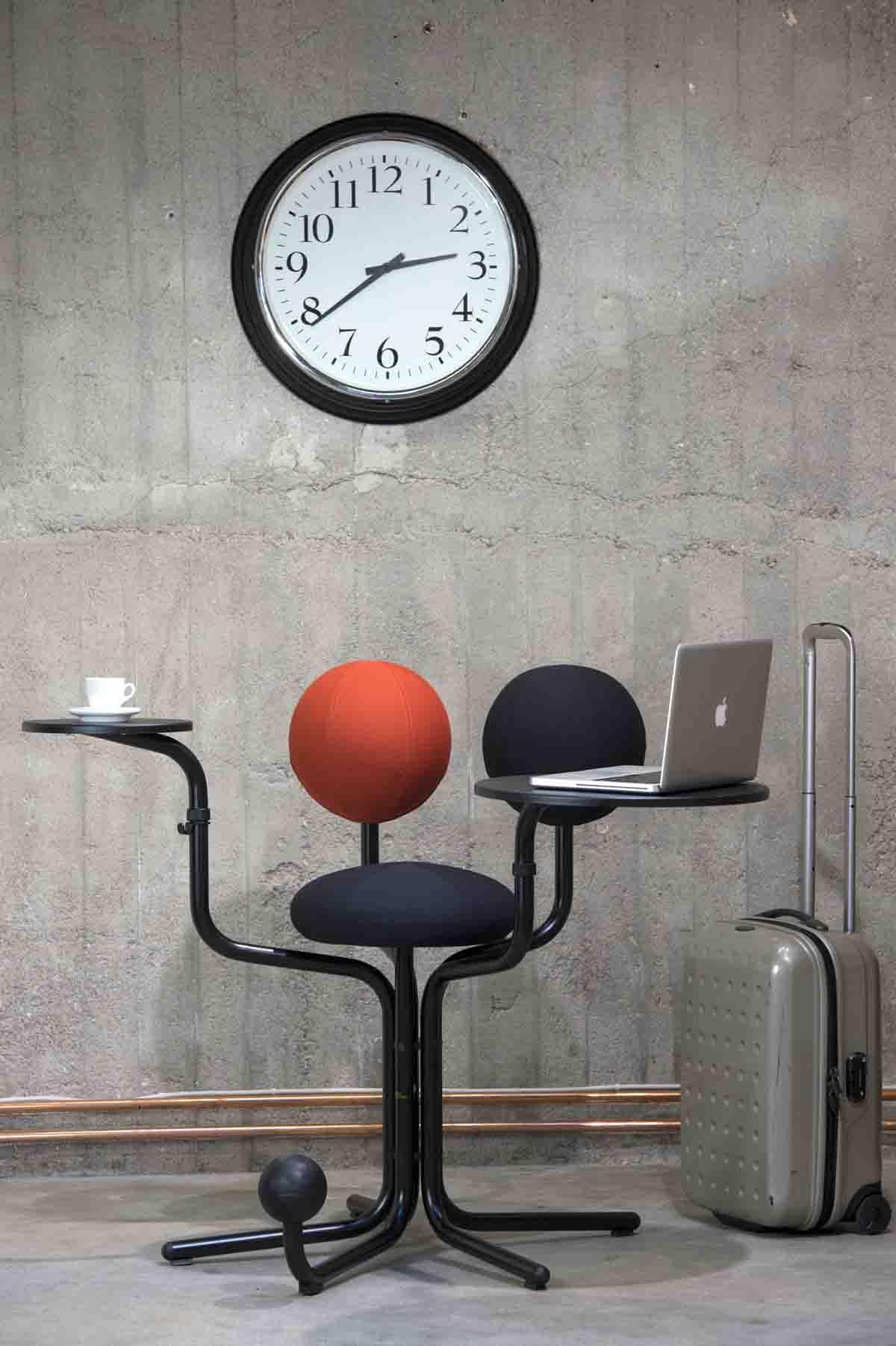 Globe Tree地球树人体工学椅