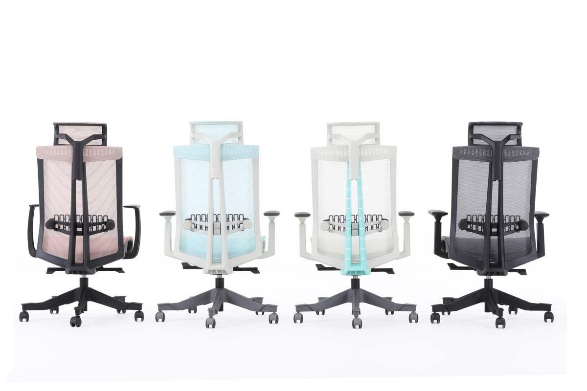 玛拉蒂郑州S6人体工学椅