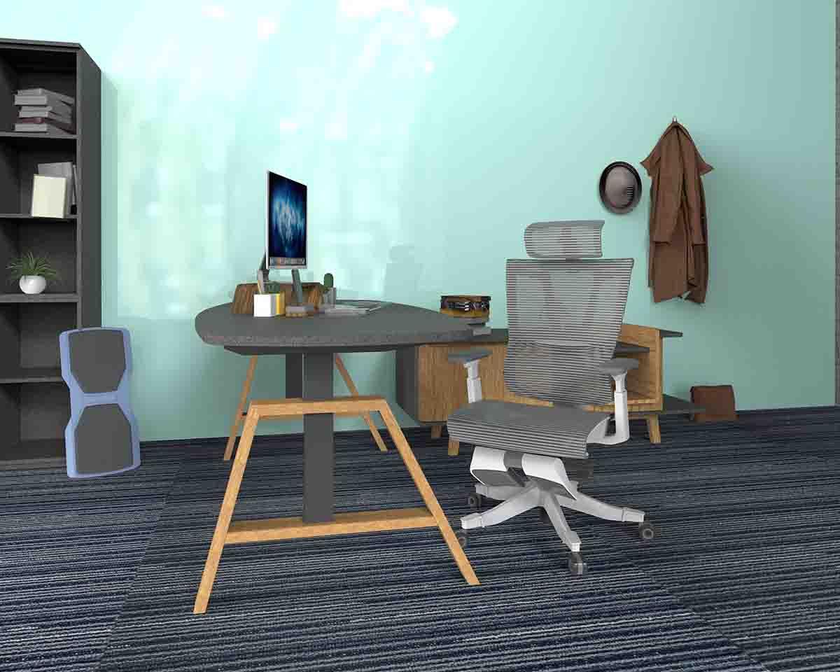 玛拉蒂Mission人体工学椅