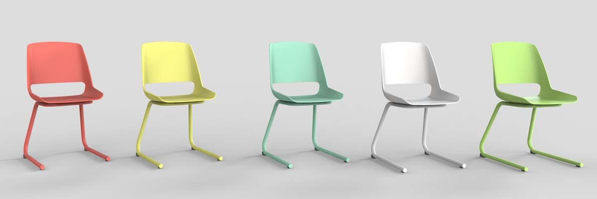 玛拉蒂ELLA高端人体工学椅