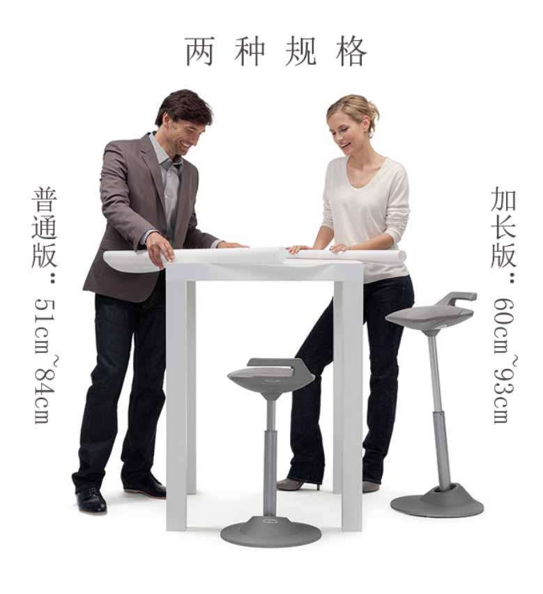 Aeris人体工学椅规格
