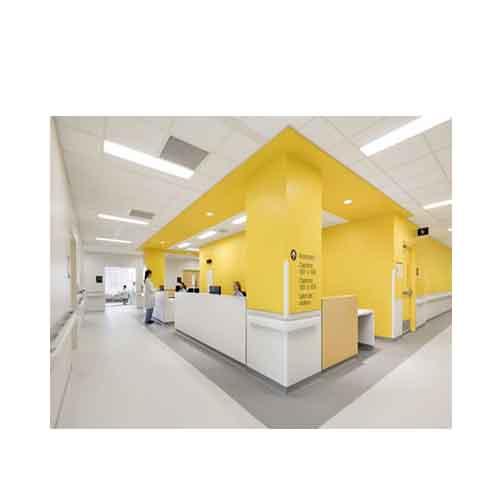 医院护士站咨询台_医院烤漆前台定制医疗家具