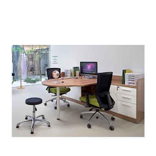 双人诊断桌-医院双人诊断桌-诊断室家具