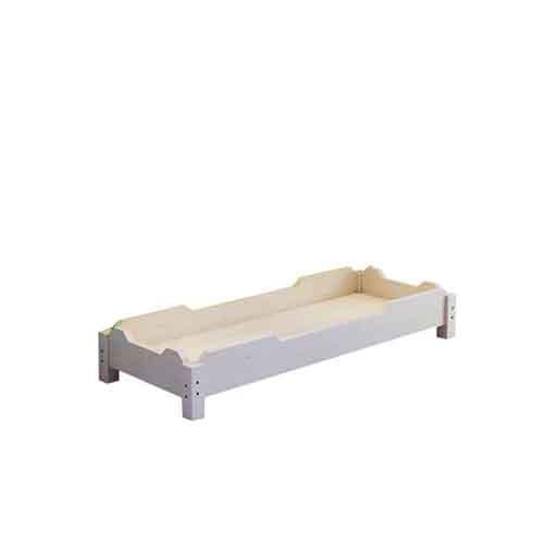 学校宿舍床儿童实木床小学生午休床_托管床幼儿园床专用