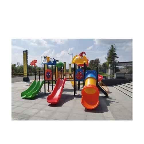 幼儿园户外滑梯_幼儿园户外塑料滑梯校具