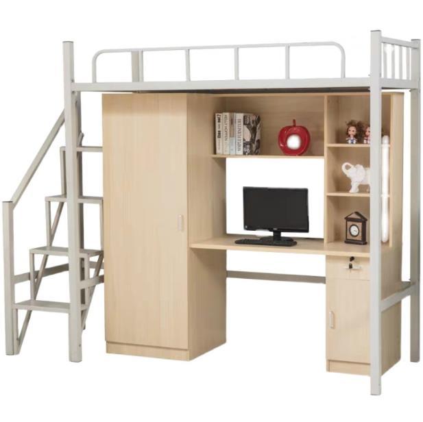 上床下桌_省空间又实用的设计!