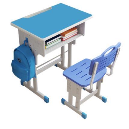 学生学习桌椅_简易可升降家用小学生学习