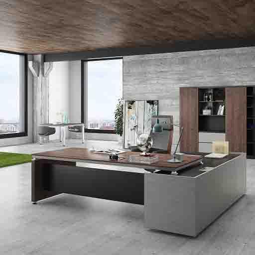 Zink经理办公桌 - 1800mm经理主管桌_1.8米经理桌如何挑选?