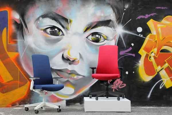 Pureis3人体工学座椅_德国Interstuhl进口办公椅