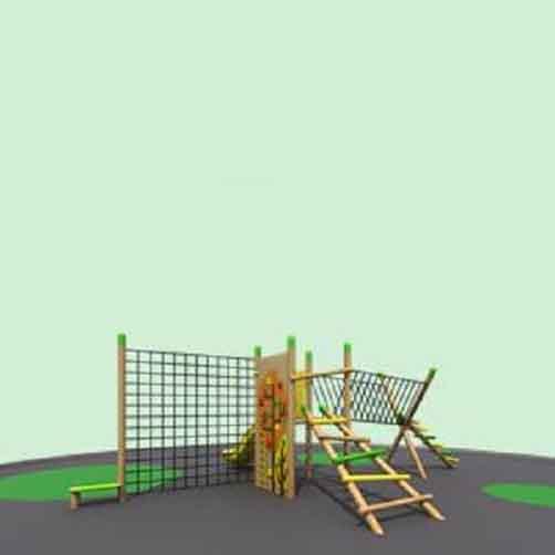 幼儿园户外攀爬架-幼儿园学校玩具攀登架