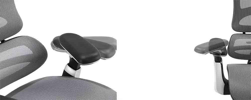 XW-B196人体工学座椅_高端职员椅