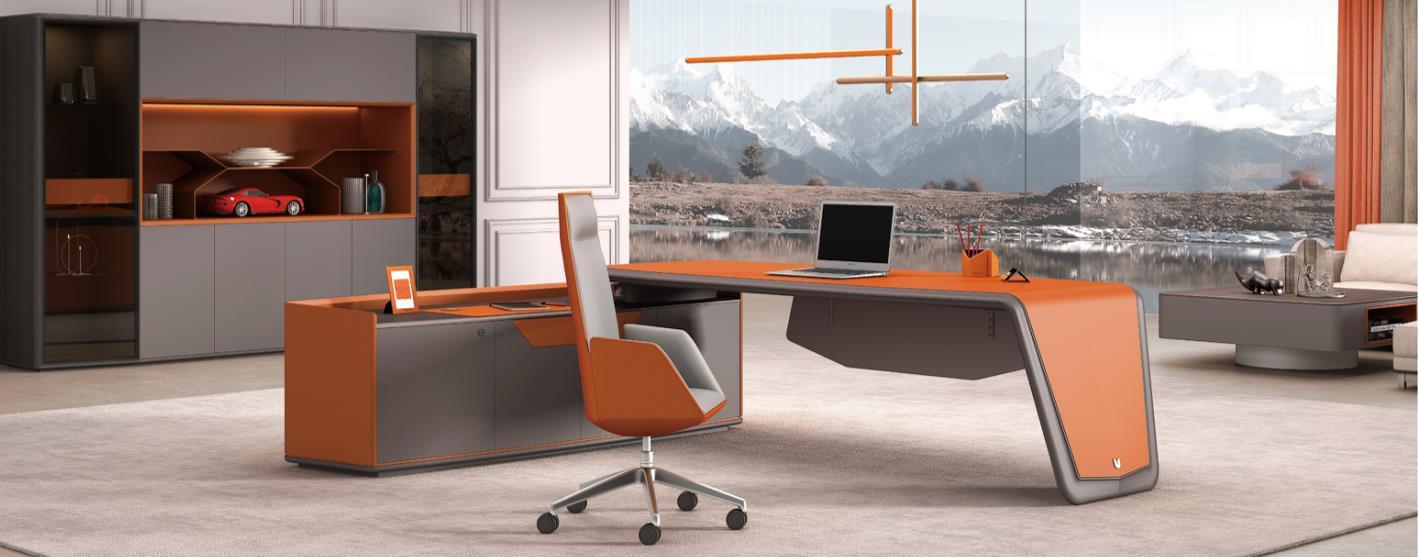 纯实木办公桌到底好不好?