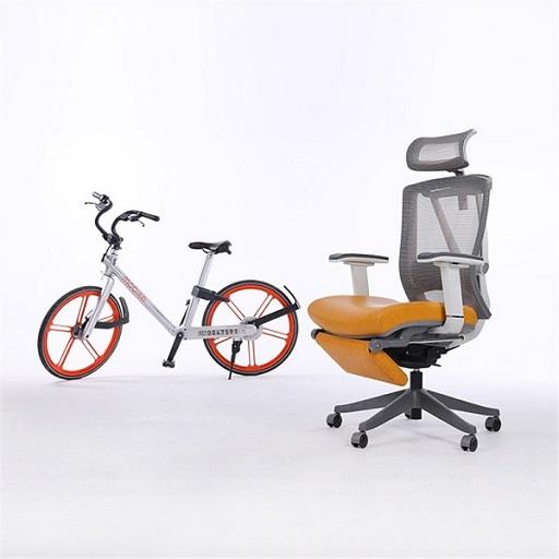 这款旋转人体工学座椅,灵感
