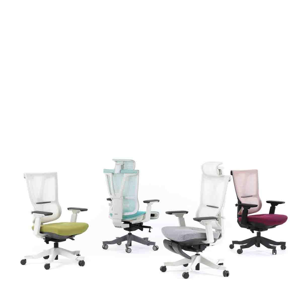 XW-M14人体工学椅_高端座椅