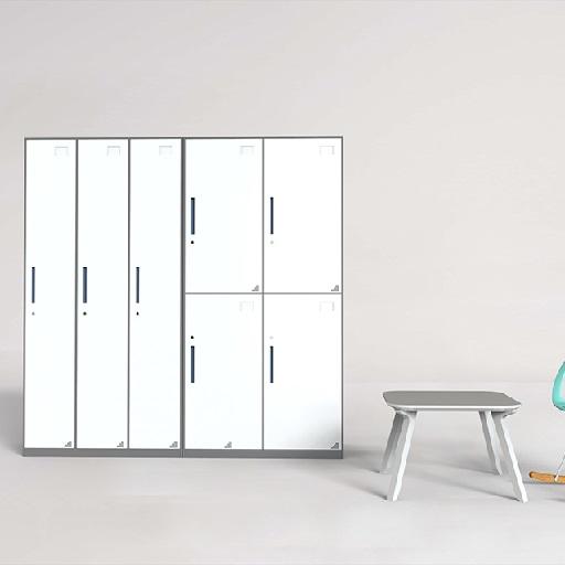 T3钢制文件柜_职工更衣柜