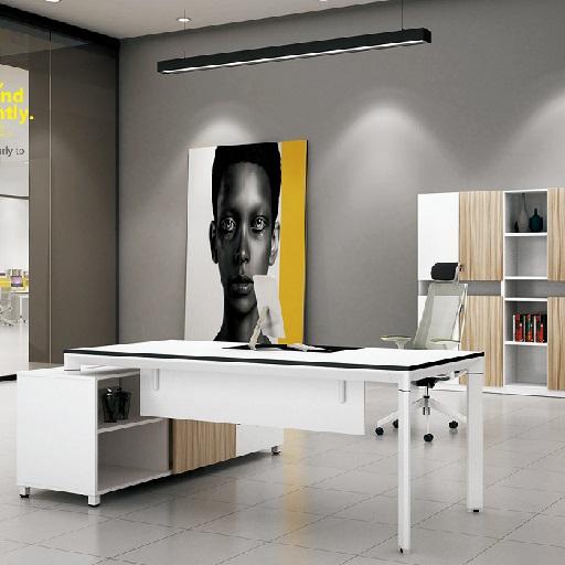 Wink经理办公桌 - 2米经理桌_经理桌的常见尺寸有哪些?