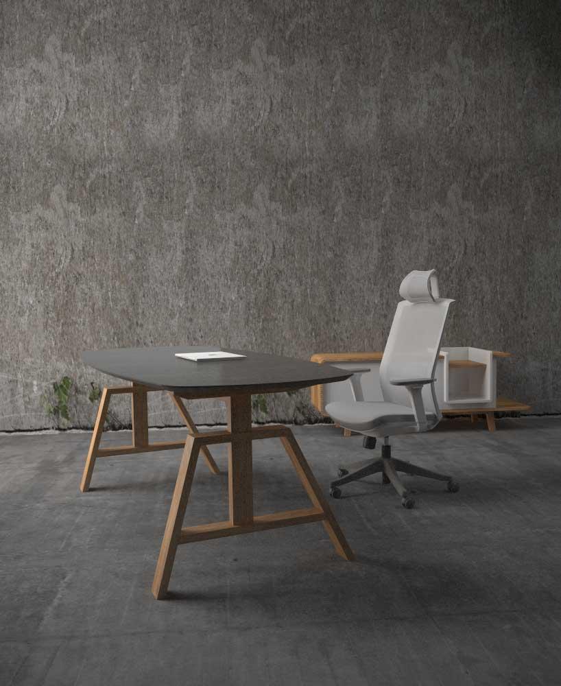 Irrco会议桌_小吧台板式会议桌
