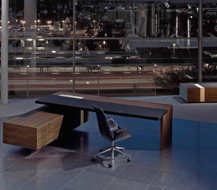 怎样选择实木办公桌