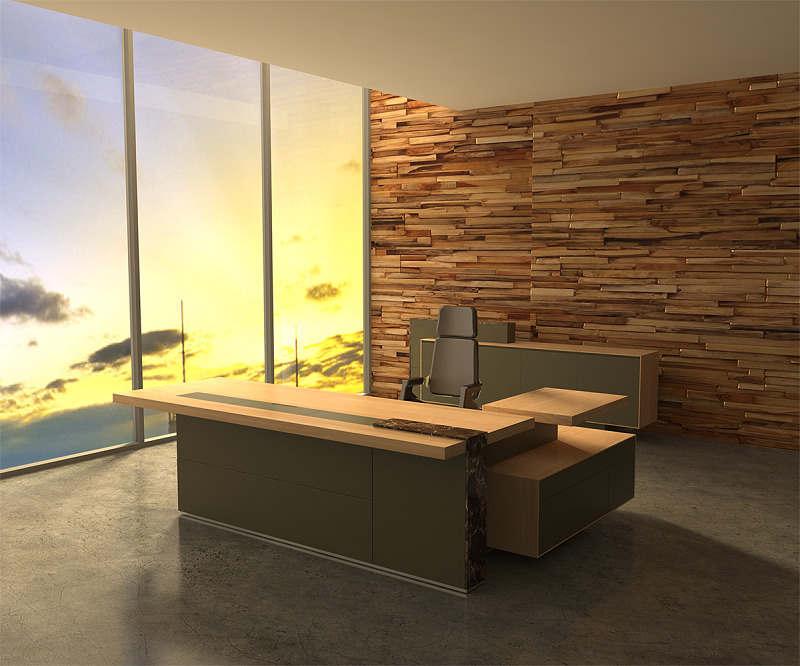 公司办公桌的材料有哪些?办公桌什么材料好?
