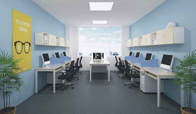 在郑州,什么是智能办公家具???