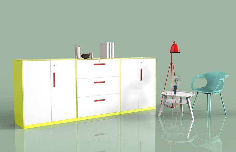 T6钢制文件柜_铁皮文件柜 -文件柜尺寸如何设计?