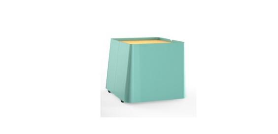 TANK带滑轮文件柜_铁皮文件柜