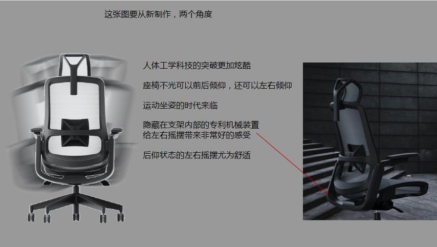 XW-S7人体工学座椅_高端网椅