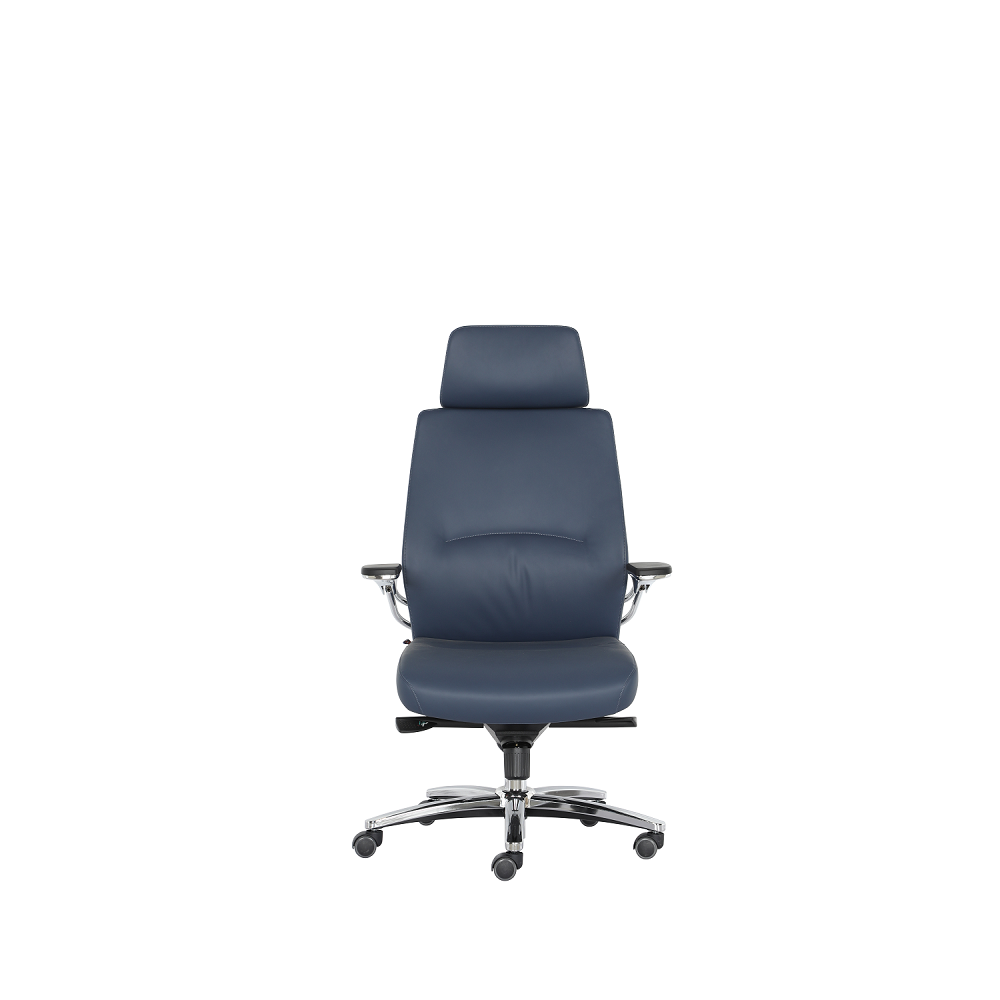 XW-K06人体工学椅 - 老板办公座椅