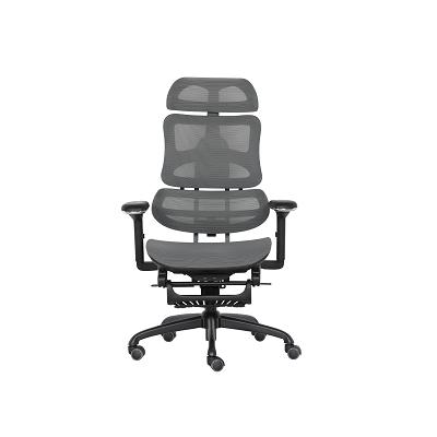 XW-B13网布职员椅_IT人员办公椅