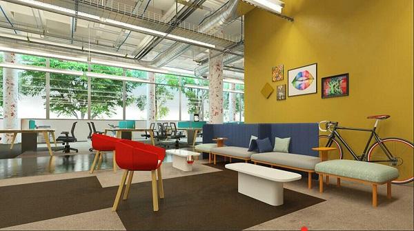 """当办公室的屏风有了""""情商"""",那将是怎样的一个工作场所?"""