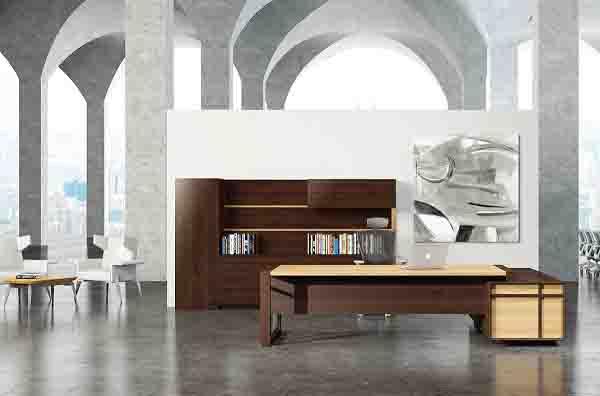 Prime实木办公桌