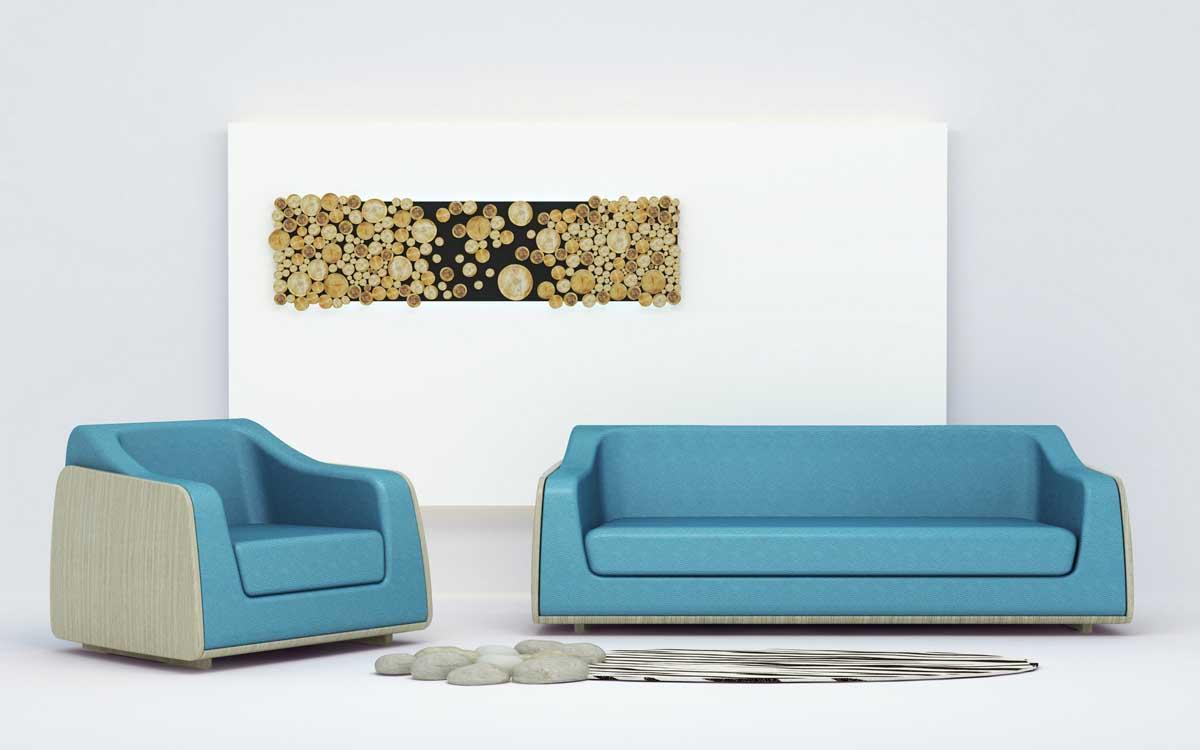 Cobble圆石沙发_办公沙发图片