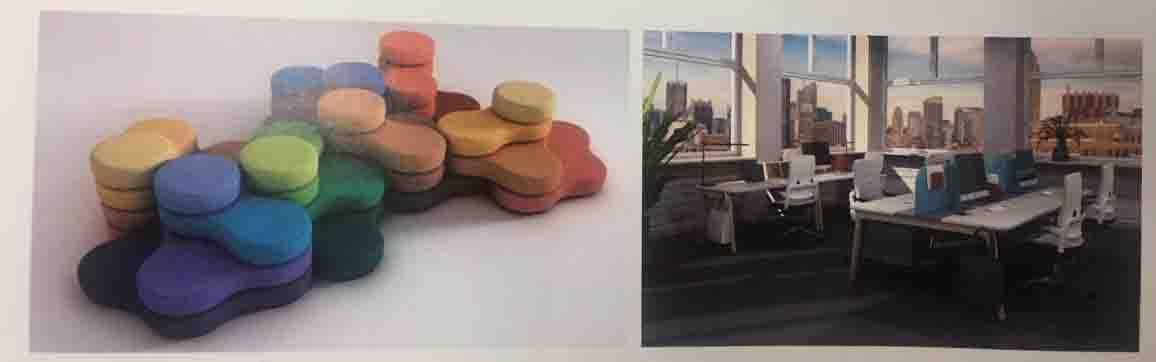 Tapa圆垫椅和LEVITATE系列家具凭什么问鼎高端顶级设计奖