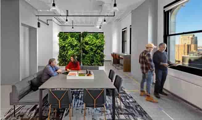 穆氏受访《纽约时报》,探讨灵活办公空间的实践和洞察