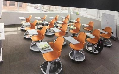 小椅子有大智慧——高端办公家具玛拉蒂学习座椅赏析