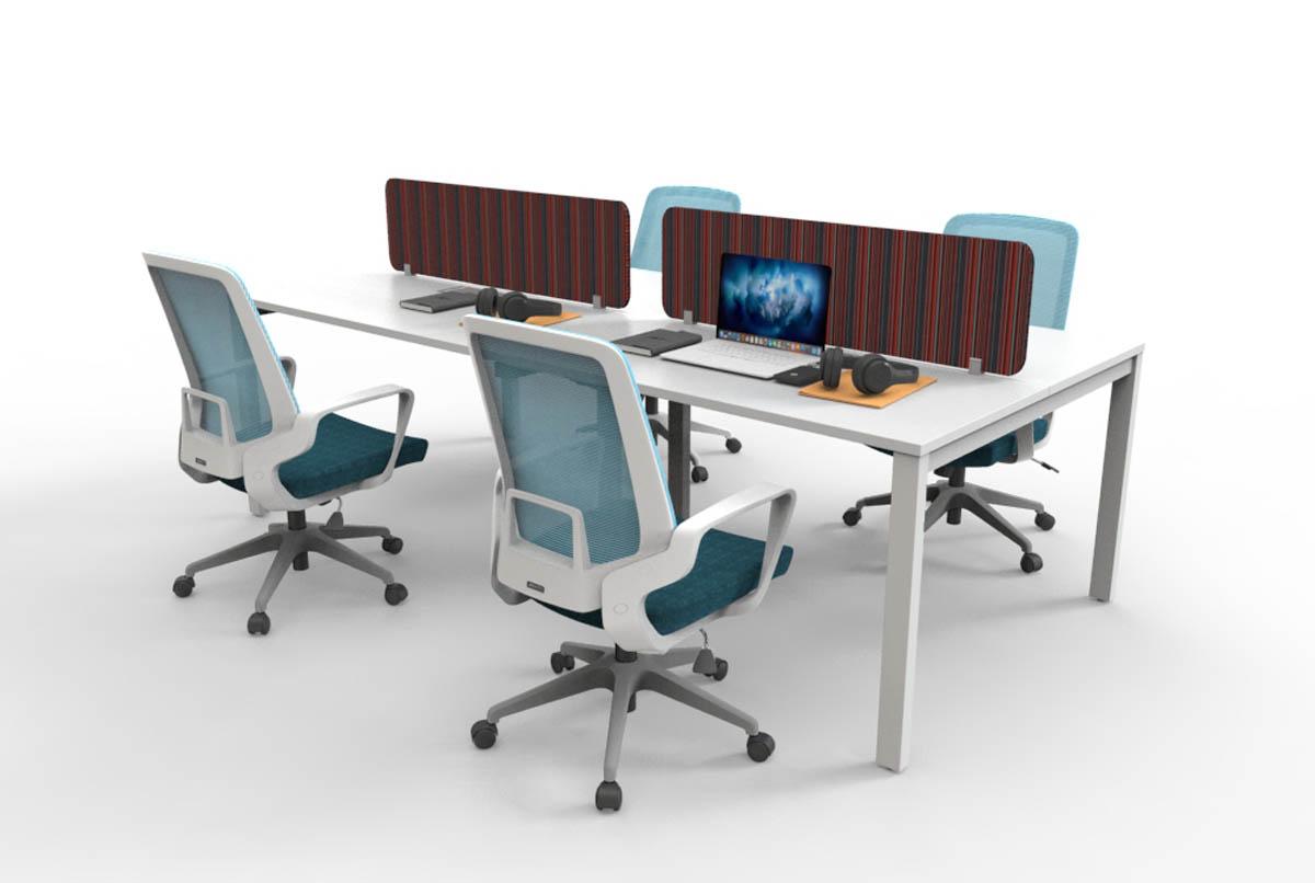 C4人体工学椅_带靠枕网布椅_转椅图片