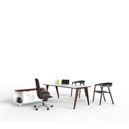 Trident职员办公桌 - 1.8米经理主管桌_经理主管桌如何选择?