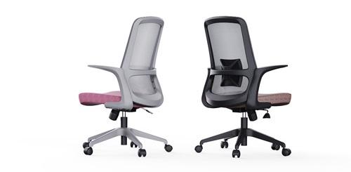 C7人体工学椅_高端职员办公椅
