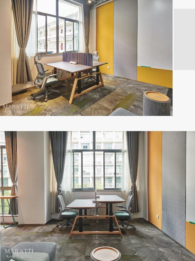 """办公空间设计教科书来了,玛拉蒂教你""""高性能""""学习"""